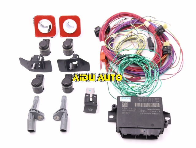 3AA919475S Intelligent Parking Assist  Park Assist PLA 2.0 For EOS Golf 6 GTI MK6 3AA 919 475 S