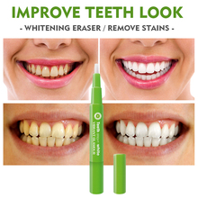 VIBRANT GLAMOUR Teeth Whitening Pen Remove Tartar Clean Oral Hygiene Dental Tool Remove Yellow Tooth Stains Solid Tooth Care Gel