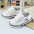 New Baby Shoes Дышащий Холст Shoes 0-3 Лет Мальчики Shoes 4 Цвета Удобные Девушки Детские Кроссовки Дети малыш Shoes