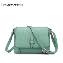 LOVEVOOK brand fashion women messenger bags female small cro