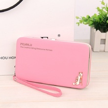 Women Wallets Brand Design High Quality PU Leather Wallet