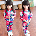 2016 new autumn clothing sets kids clothes children clothing baby clothes girls clothing sets girls clothes BC-T151