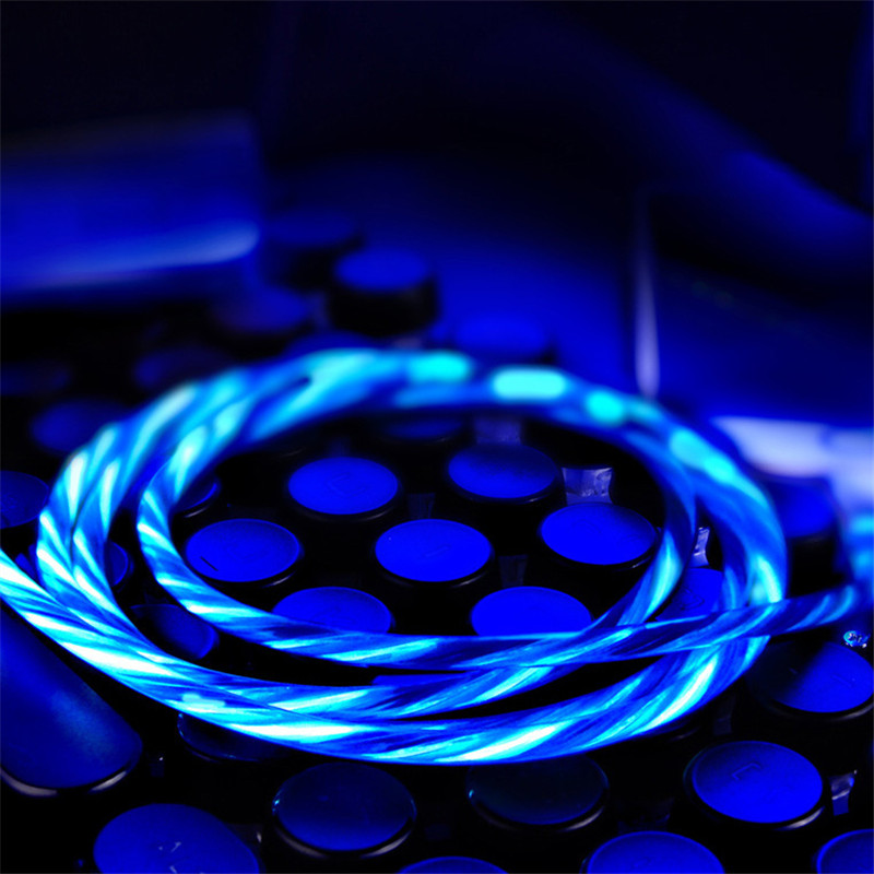 The Ultimate Type C/Micro USB/8 Pin LED USB Charger