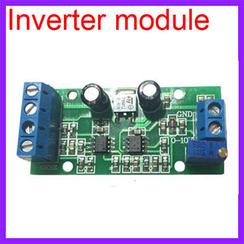 F/V Conversion Module Frequency Conversion To 0-10V/5V Digital To Analog Converter ModuleF/V Conversion Module Frequency Conversion To 0-10V/5V Digital To Analog Converter Module