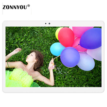 10.1 inch Tablet PC 3G-CaLL Android6.0 Octa Core 4GB RAM 32GB ROM IPS Dual SIM Phone Call Tab Phone PC Tablets