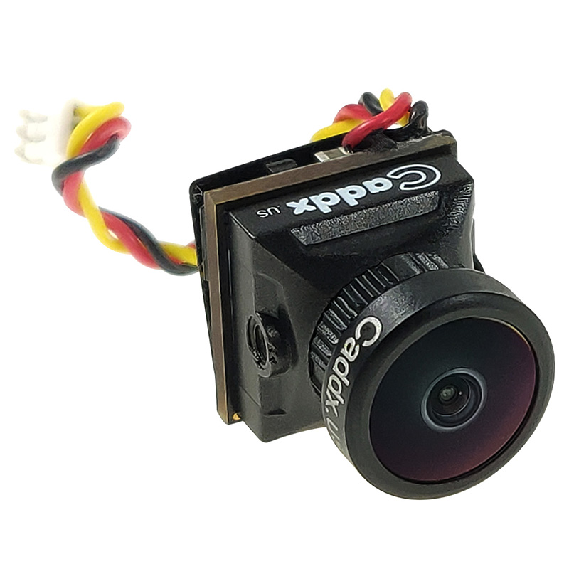 CADDX Turbo Micro Camera EOS2 CMOS 2.1mm 1200TVL With Global WDR FPV Camera For RC Drone Car Accessory