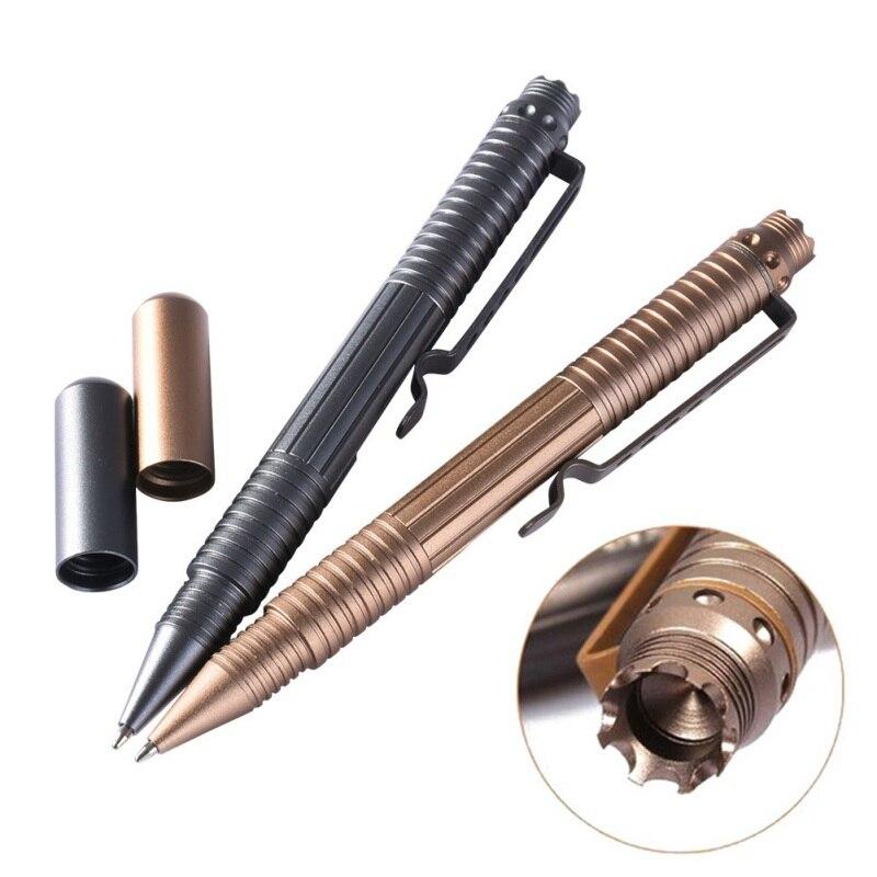 Balight открытый Портативный тактическая ручка Товары для самообороны Книги об оружии выживания защита авиации Алюминий multi Инструменты