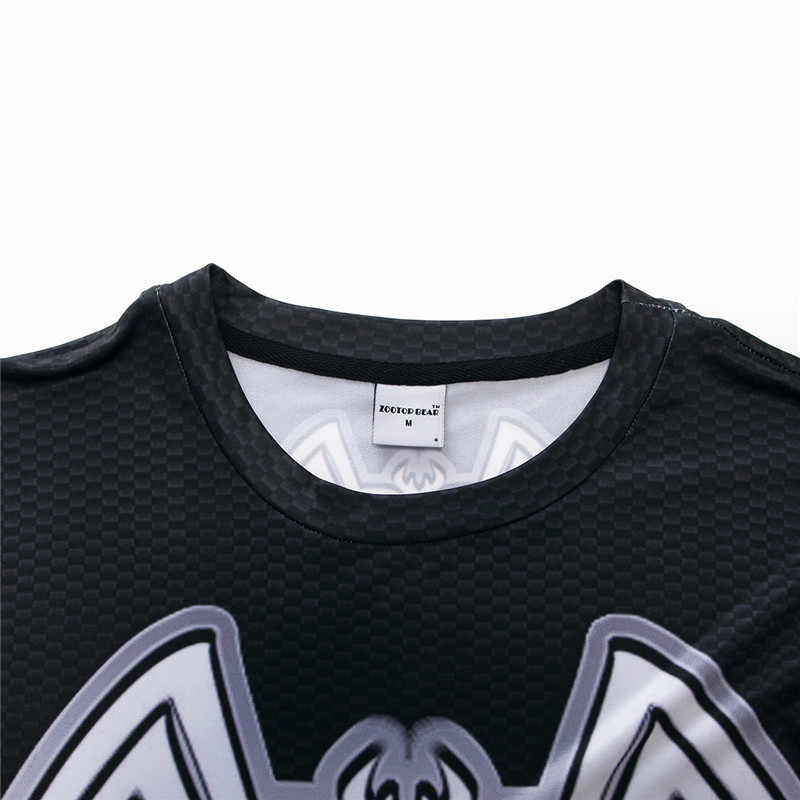 Super-héros t-shirts Marvel hommes Compression Batman T-shirt Fitness homme à manches longues homme T-shirt musculation Cosplay