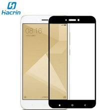 For Xiaomi Redmi 4X Tempered Glass Fully Cover Anti-Explosion Screen Protector Glass Film Case for Redmi 4X Pro Smartphone