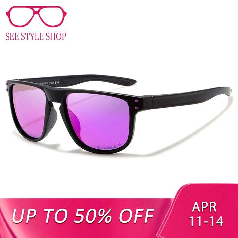 4028ef93da KDEAM Top-notch gafas de deporte de moda gafas de sol polarizadas de las  mujeres