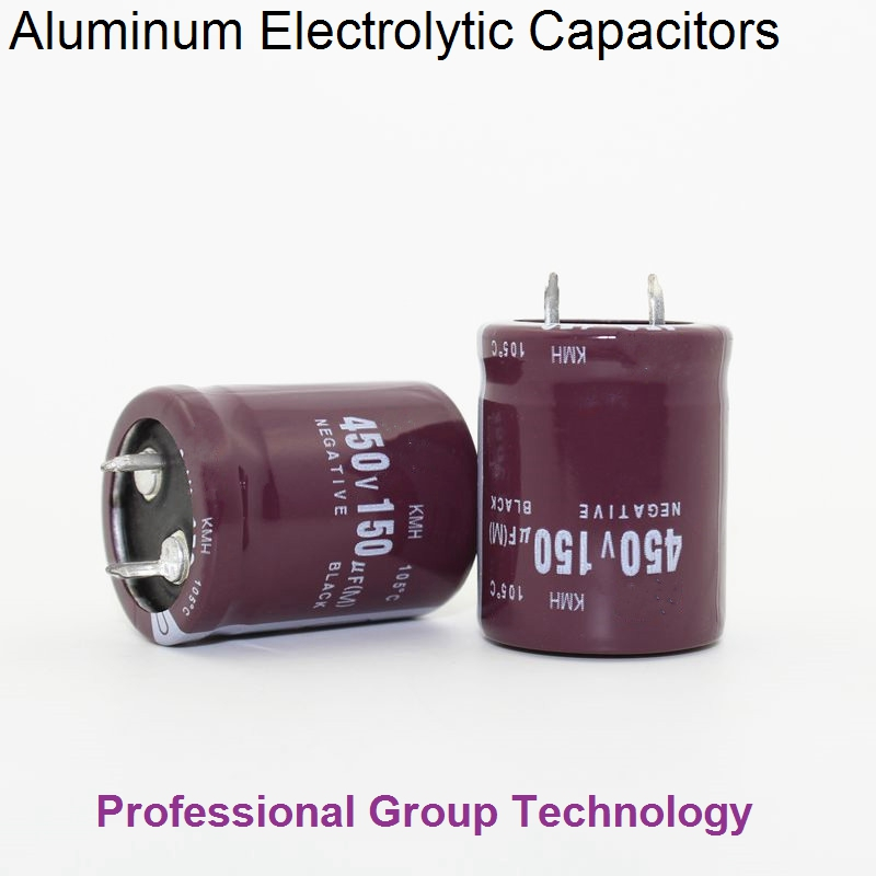 12pcs RK3 Good quality 450v150uf Radial DIP Aluminum Electrolytic <font><b>Capacitors</b></font> <font><b>450v</b></font> <font><b>150uf</b></font> Tolerance 20% size 25x30MM image