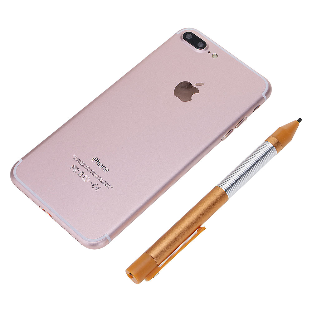 Rechargeable Fine Point Touch Stylus Pen for Samsung iPhone iPad Android Tablet