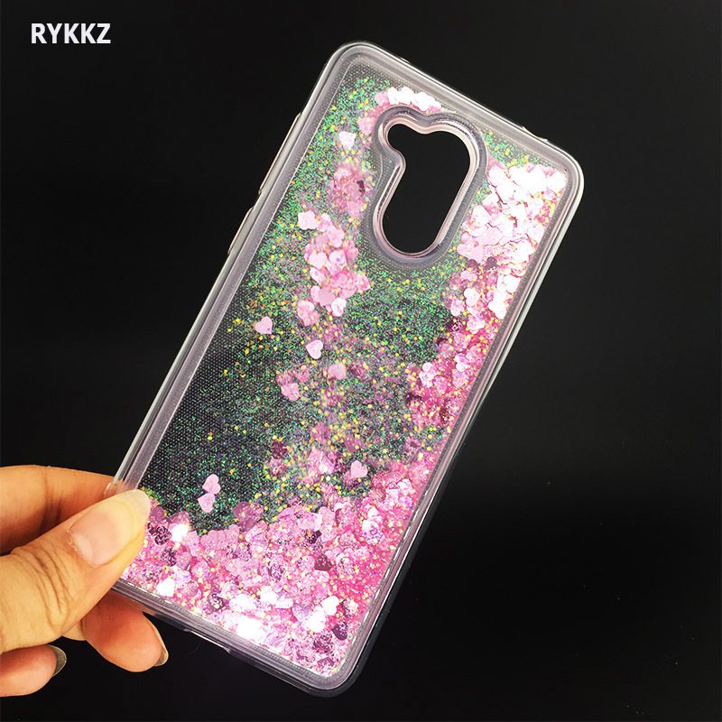 Case On Honor 6c Pro V9 V 9 Play Crystal Diamonds Soft TPU Case For Huawei 6 C 6cpro Transparent Back Cover Honor6c Pro Jmm L22