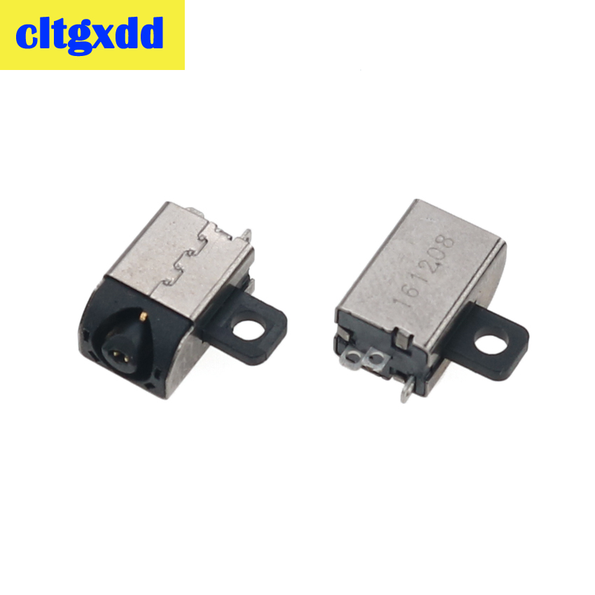 Cltgxdd DC Power Jack For DELL Inspiron 5565 5567 5370 5471 5575 P87G P88G 3162 3168 3169 3164 3167 DC Connector Laptop Socket