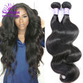 8 Grade Indian Virgin Hair Body Wave Raw Indian Hair 4 Bundles Natural Hair Extension Unprocessed Indian Remy Hair Very Soft