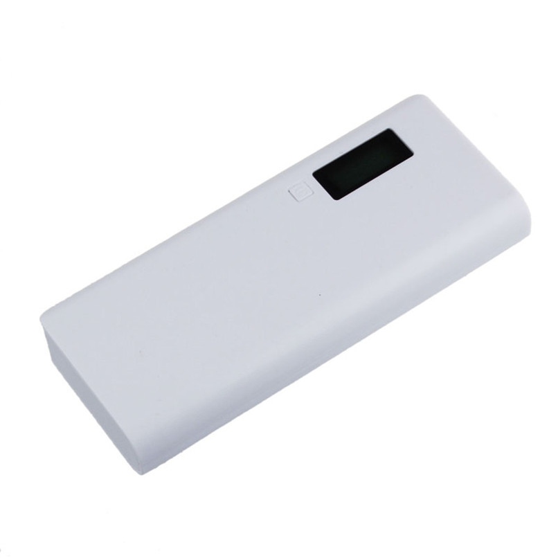 XPF2017 Brand New And High Quality 5V 2A USB 18650 Power Bank Battery Box Charger For iphone6 Note4 Free Shipping NOA25