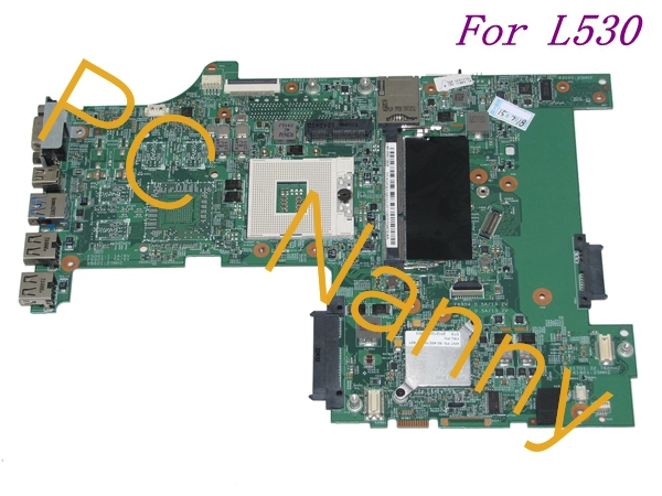 For Lenovo ThinkPad L530 Laptop Motherboard 04Y2024 s989 Intel GMA HD 3000 Tested title=