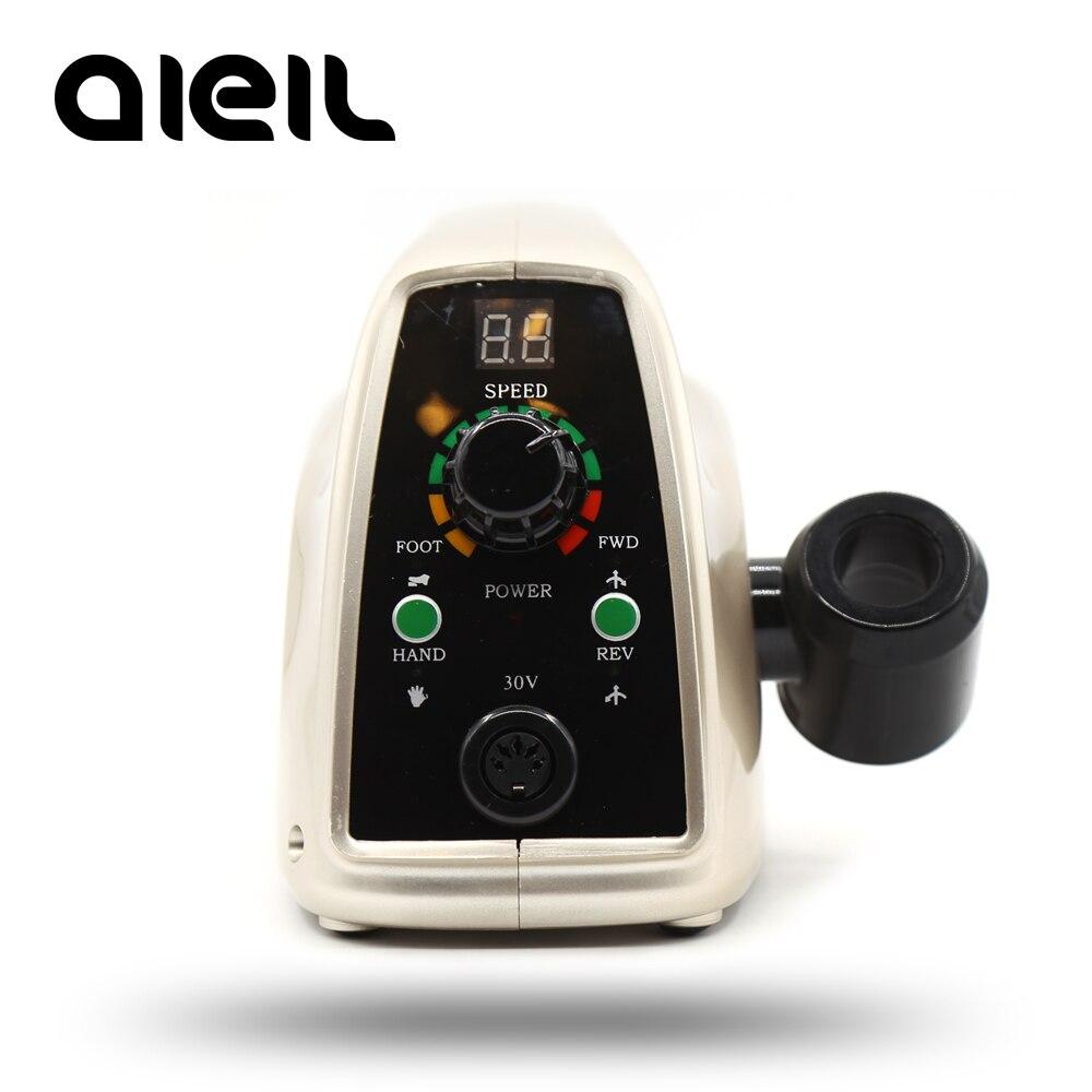 Máquina Manicure Elétrica Broca Manicure Cortador de Unhas Manicure Ferramenta Prego Broca Elétrica Manicure Broca Elétrica Nail Art Broca