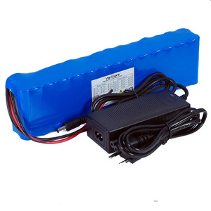 Image 5 - 24V 10ah 7S4P batteries 250W 29.4v 10000mAh Battery pack 15A BMS for motor chair set Electric Power + 29.4V 2A Charger