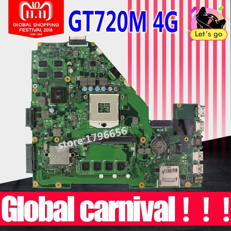 X550VC Motherboard GT720M/2GB For ASUS X550VC X550V A550V laptop Motherboard X550VC Mainboard X550VC Motherboard test 100% OK kefu x550vc for asus x550vc x550cc x550v r510v laptop motherboard nvidia geforce gt720m 4g ram 2g video card pga989 100% tested