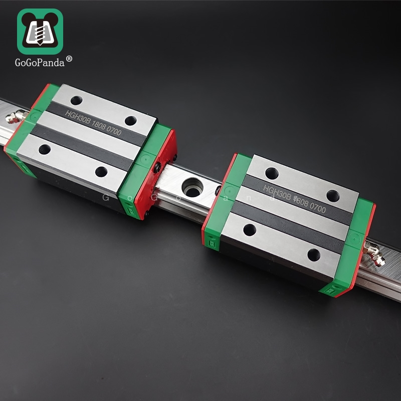 Linear Guide HGH15 L=150 200 250 300 350 400 450 500 550 600 1000 mm linear rail way + HGH15B or HGW15A  Long linear carriageLinear Guide HGH15 L=150 200 250 300 350 400 450 500 550 600 1000 mm linear rail way + HGH15B or HGW15A  Long linear carriage