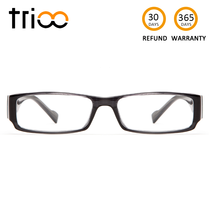 555ccf5584d TRIOO Progressive Prescription Glasses Men Minus omputer Reading Spectacles  Square Myopia Lens Eyeglasses Photochromic