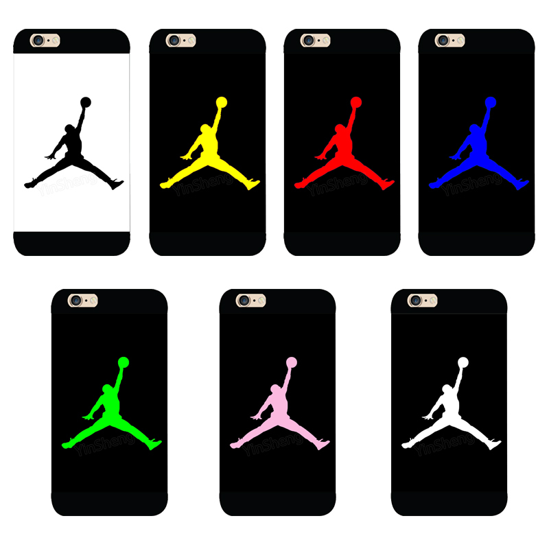 cheap for discount 5ffd1 9e10d US $8.5 |New Arrival Fashion Jordan Case for Apple iphone 6 / 6 plus  Basketball Star No.23 Jumpman Hard Plastic Mobile Phone Back Case on ...