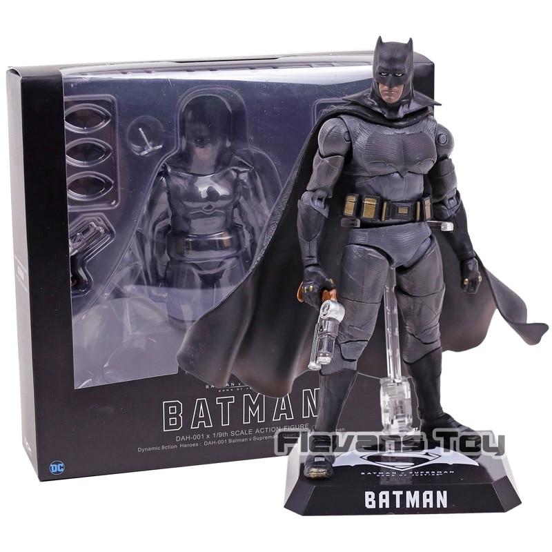 BEAST KINGDOM Batman VS Superman Dawn Of Justice Batman DAH-001 1/9 Action Figure Toy Brinquedos Figurals Model Gift