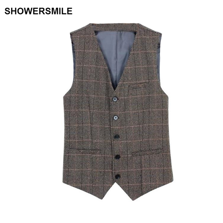 Online Get Cheap Mens Tweed Vest -Aliexpress.com