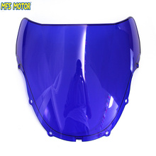 цена на Motorcycle Windshield/Windscreen - Blue For Honda CBR 600 F4 1999 2000 99 00