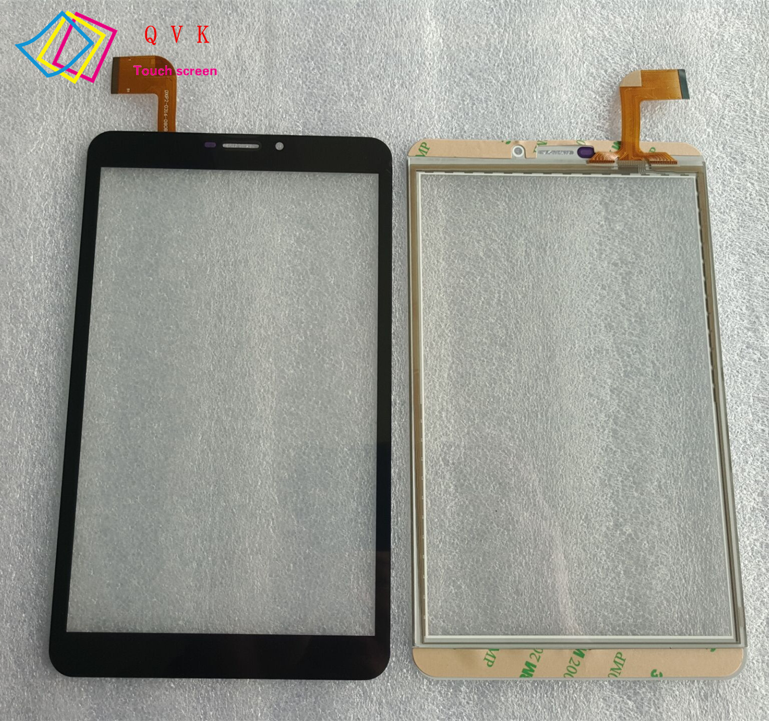 Black 8 Inch For Irbis TZ877 TZ 877 TZ877t Tablet Pc Capacitive Touch Screen Glass Digitizer Panel Free Shipping