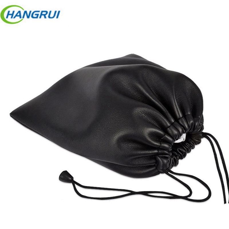 270*290mm Earphone bag PU leather headphone carrying case Headphones storage pouch Mini-protection small bag Dirt-resistant case
