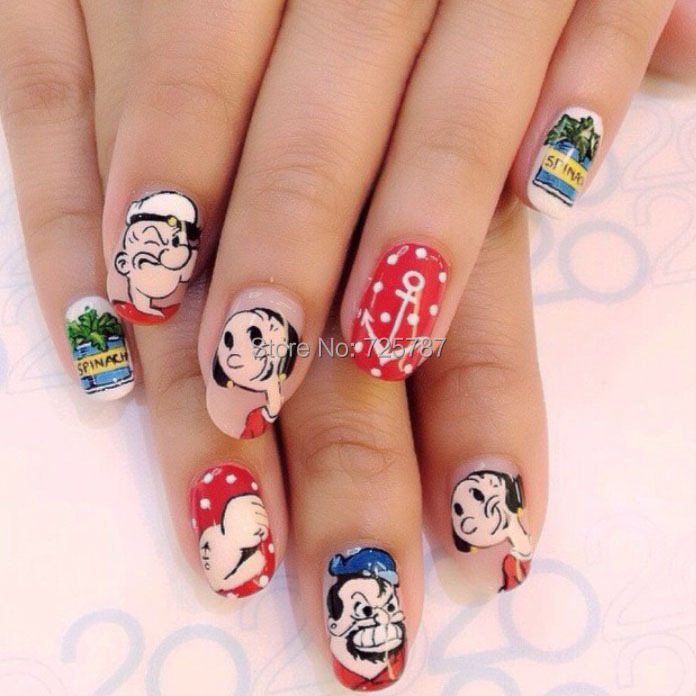 Aliexpress.com : Buy 2015 Best selling screen digital nail art ...