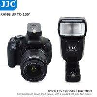 JJC Wireless Flash Trigger Remote Control for Canon for Nikon for Pentax for Fujifilm Off camera Speedlight Studio Lights
