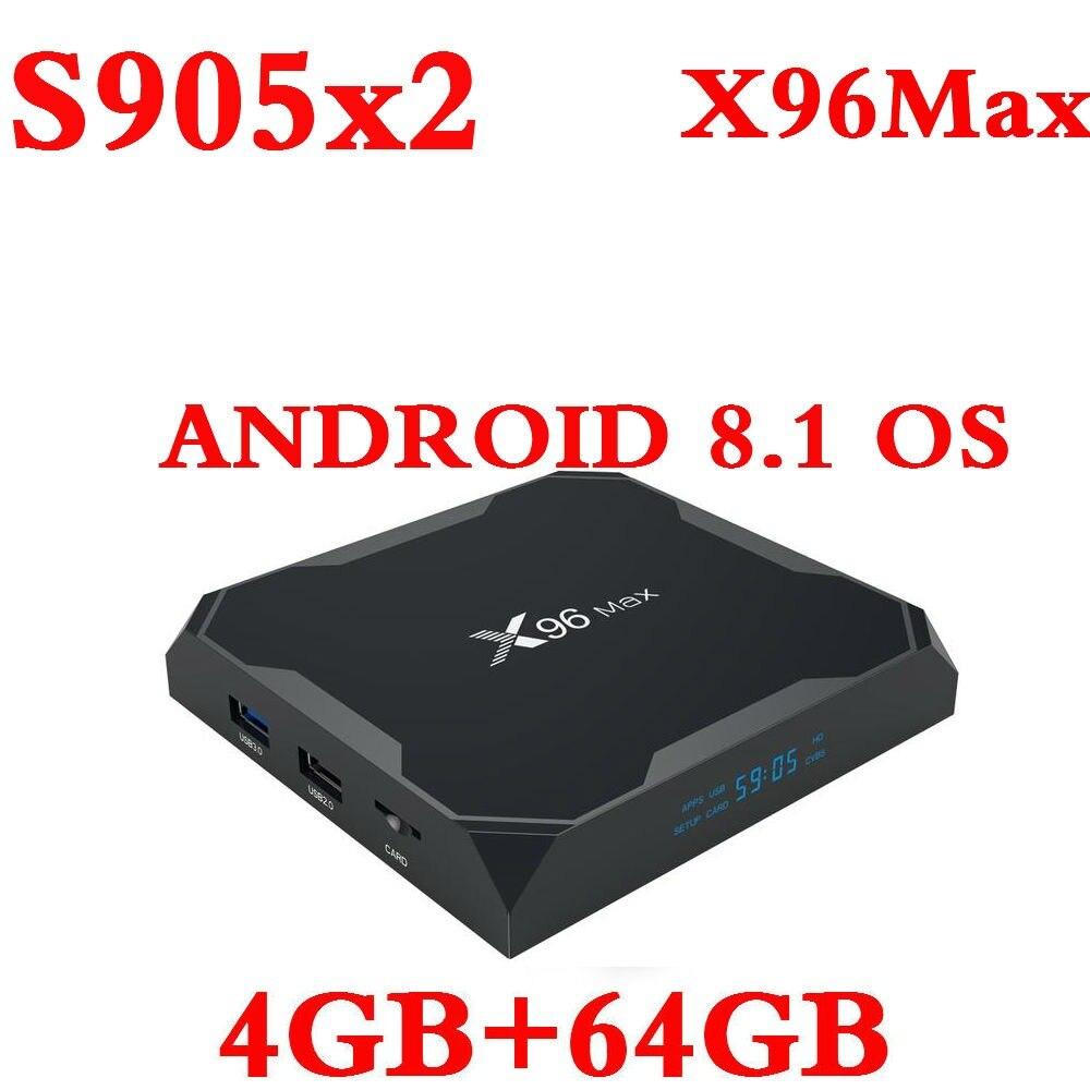 Amlogic S905W TV Box NEXBOX A95X B7N Quad Core 64Bit 1GB 8GB Android