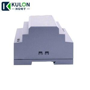 Image 4 - Meanwell HDR 150 24 24V 5.31A 127.4W 6.25A 150W slim step shape 85 264VAC 120 370VAC to DC Single output DIN Rail Power Supply
