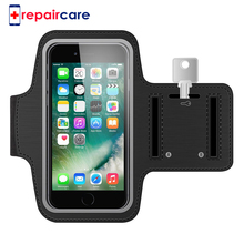 Phone Bag cover Waterproof Sport Arm Band Belt Running Gym Case For Samsung Galaxy note 8 7 5 note 8 note 5 For iPhone 4.7