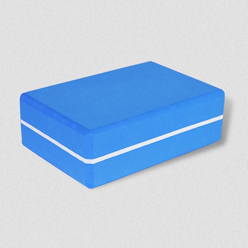 Yoga Blocks blue