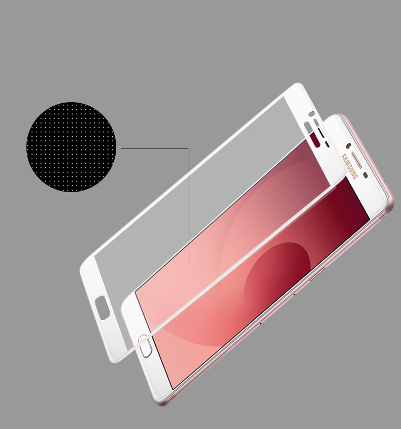 Mocolo 9H 0.33mm Full cover Tempered Glass For Samsung Galaxy A3 A5 A7 17 Screen Protector For Samsung Galaxy A3 A5 A7 cover 12