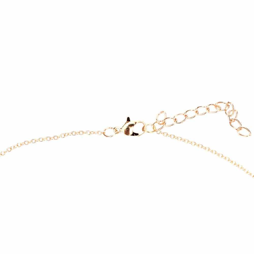 Collar de acero inoxidable para lactancia materna para mujer elegante collar de madre encantos madre y bebé colgantes joyería de regalo para mujer
