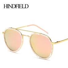 HINDFIELD Mujeres de la Marca de Moda las gafas de Sol Polarizadas de Los Deportes de Las Mujeres gafas de Sol de Conducción Gafas de Sol Para Mujer gafas de sol mujer