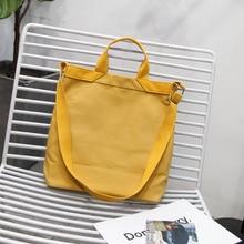 TTOU Canvas Vintage Women Shoulder Bag Ladies Designer Handbags High Quality School Bag Women Messenger Bag Bolsa Feminina