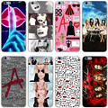Pretty Little Liars Жесткий Прозрачный Чехол Case для iPhone 7 7 плюс 6 6 S Плюс 5 5S SE 5C 4 4S