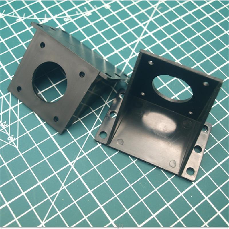 1pcs Titan Motor Bracket Titan NEMA17 stepper motor Mounting Bracket Aero compatible abs molding