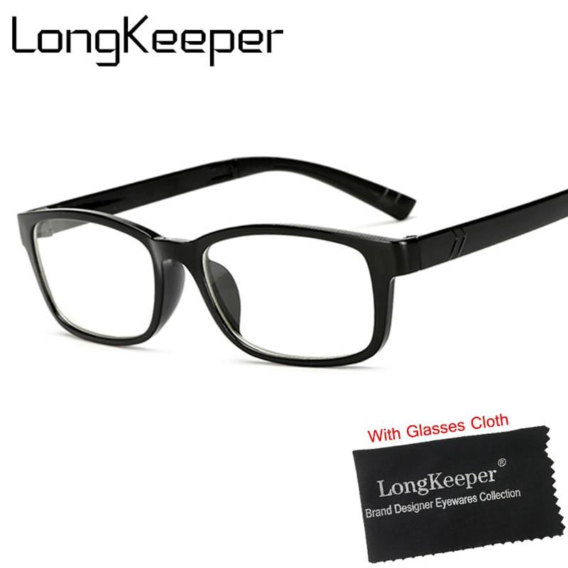 LongKeeper 2017 Neue Brillen Männer Frauen Suqare Marke Designer ...