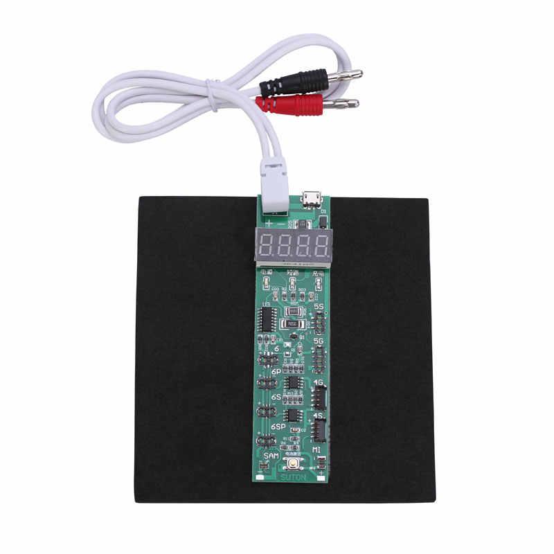 Batteria professionale di Attivazione e Consiglio di Carica con il Cavo Micro USB per il iPhone di Apple 6 6S Plus 5S 5 4S 4 Kit di Strumenti di Riparazione