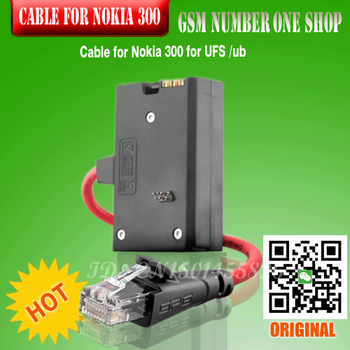 100% original classic cable for ufs ub for Nokia 300