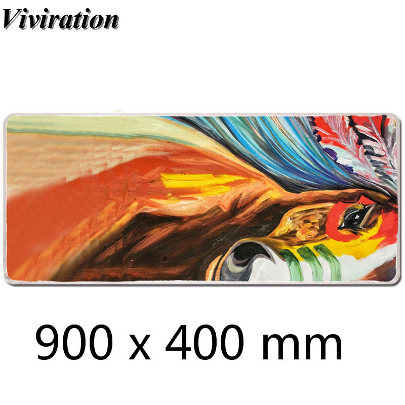 Hot Sale Big 900x400mm Computer Desk Mouse Pad Mat For League Of Legends Dota Gamer Mause Pad Casual XL Office Work Mousepad image