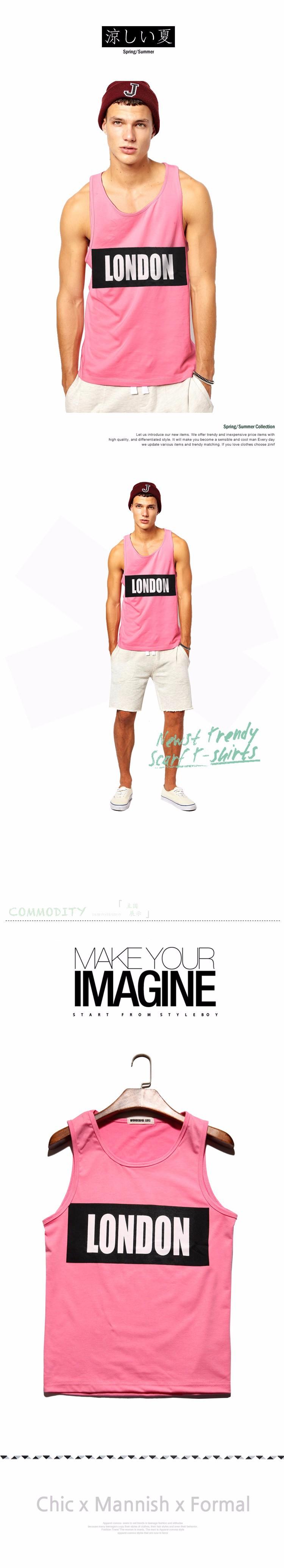 Tank Top men gymshark regata masculine Vest summer style gym shark Tshirt gasp Singlet bodybuilding Slim Gym Sport Sleeveless 49 (2)