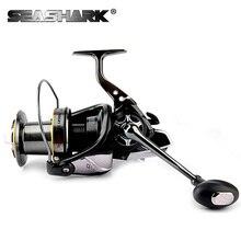 SEASHARK  8000/12000 spinning big sea fishing reel Big Spool Casting Spinning  Reels just for big fish